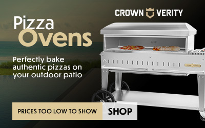Crown Verity Mobile Pizza Ovens
