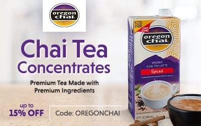 Oregon Chai Teas