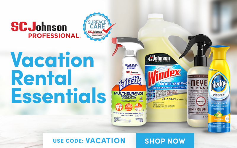 SC Johnson Cleaning Supplies Sale