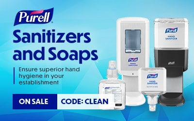Sanitizers and Soaps