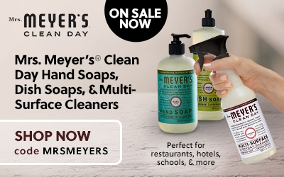 Mrs Meyer's Clean Day Muti-Purpose Cleaners