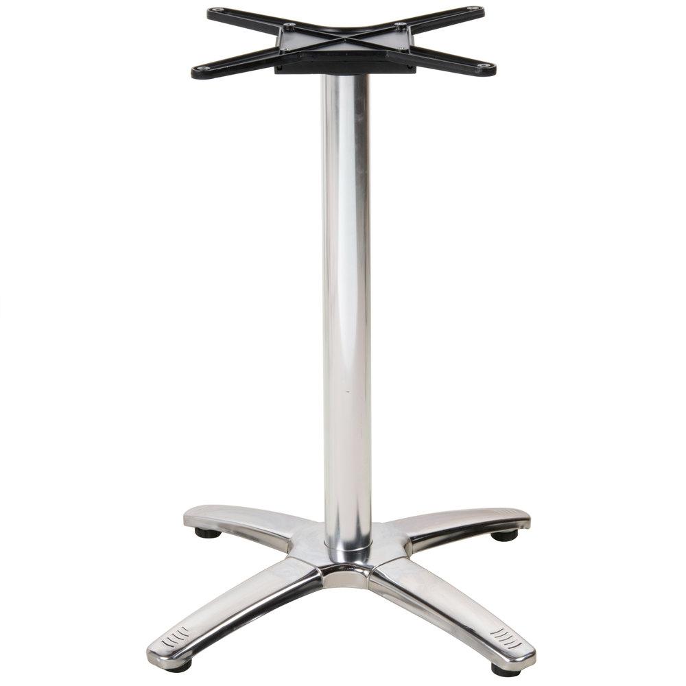 BFM Seating PHTB2525F Stiletto Standard Height Outdoor Indoor