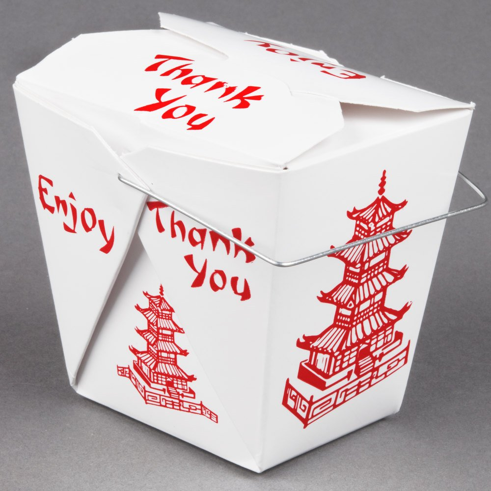 Packaging Chinese Food