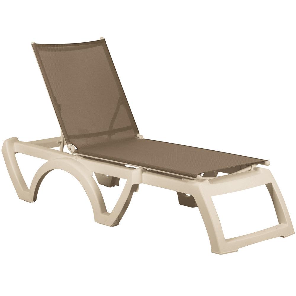 grosfillex us366181 us636181 calypso sandstone taupe. Black Bedroom Furniture Sets. Home Design Ideas