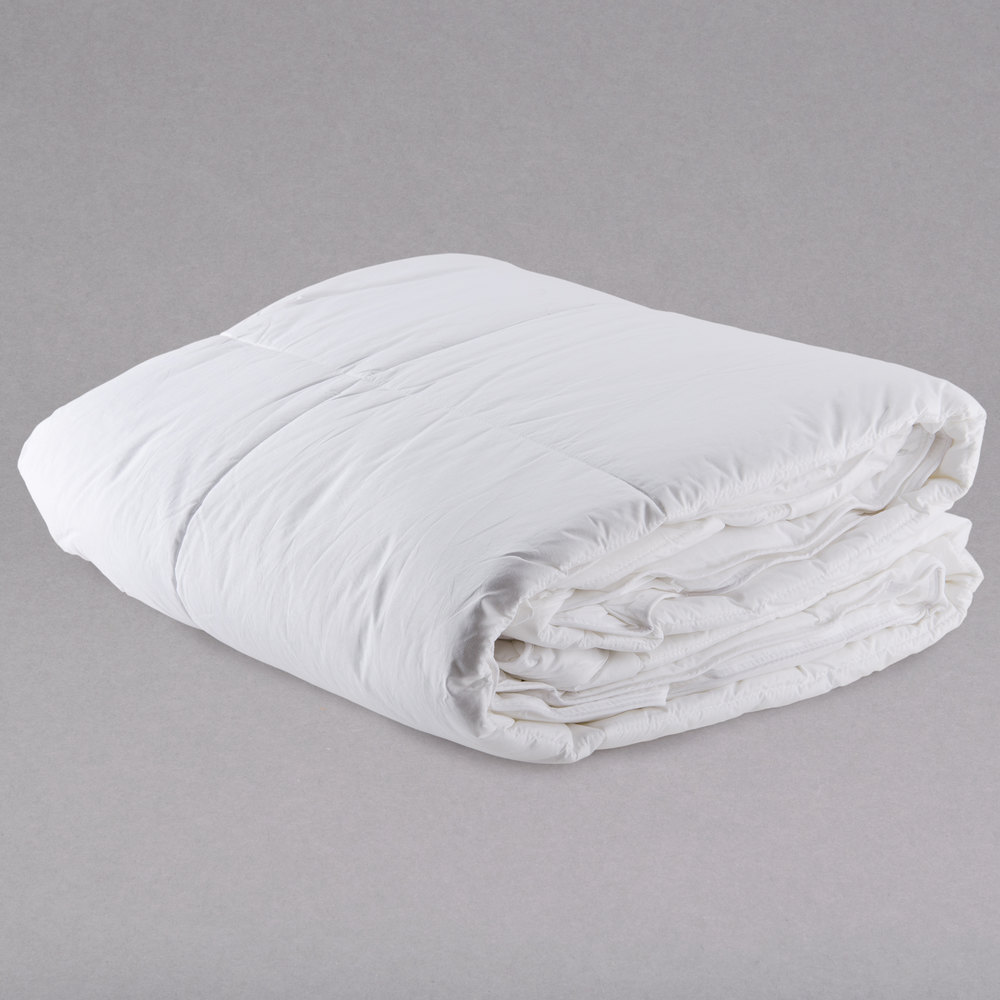 100 Cotton Hotel Duvet Insert With Micro Gel Polyester