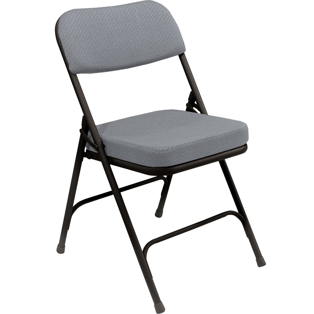 Black Metal Folding Chairs national public seating 3212 black metal folding chair with 2