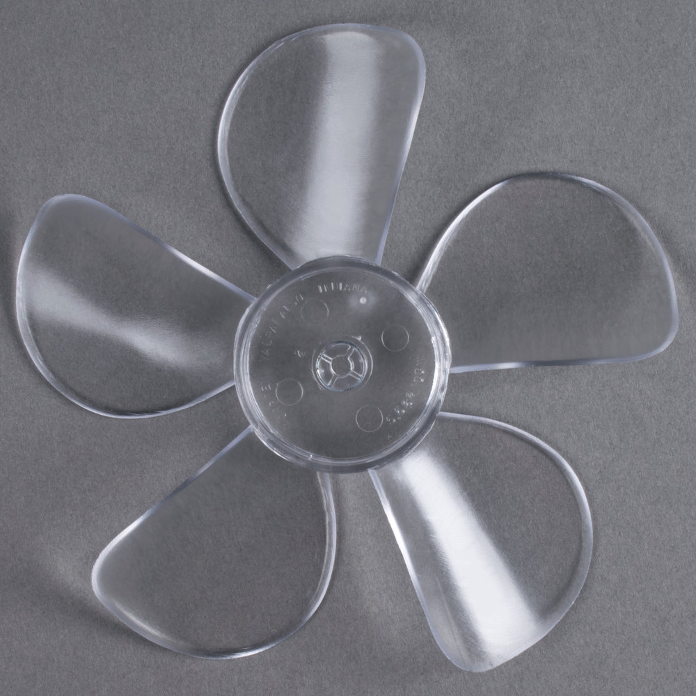 Large Fan Blades : Continental refrigerator equivalent
