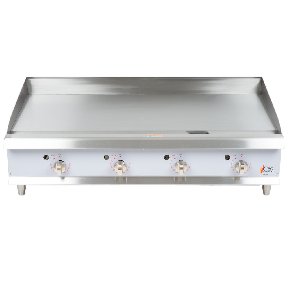 Countertop Griddle : Cooking Performance Group G48T 48