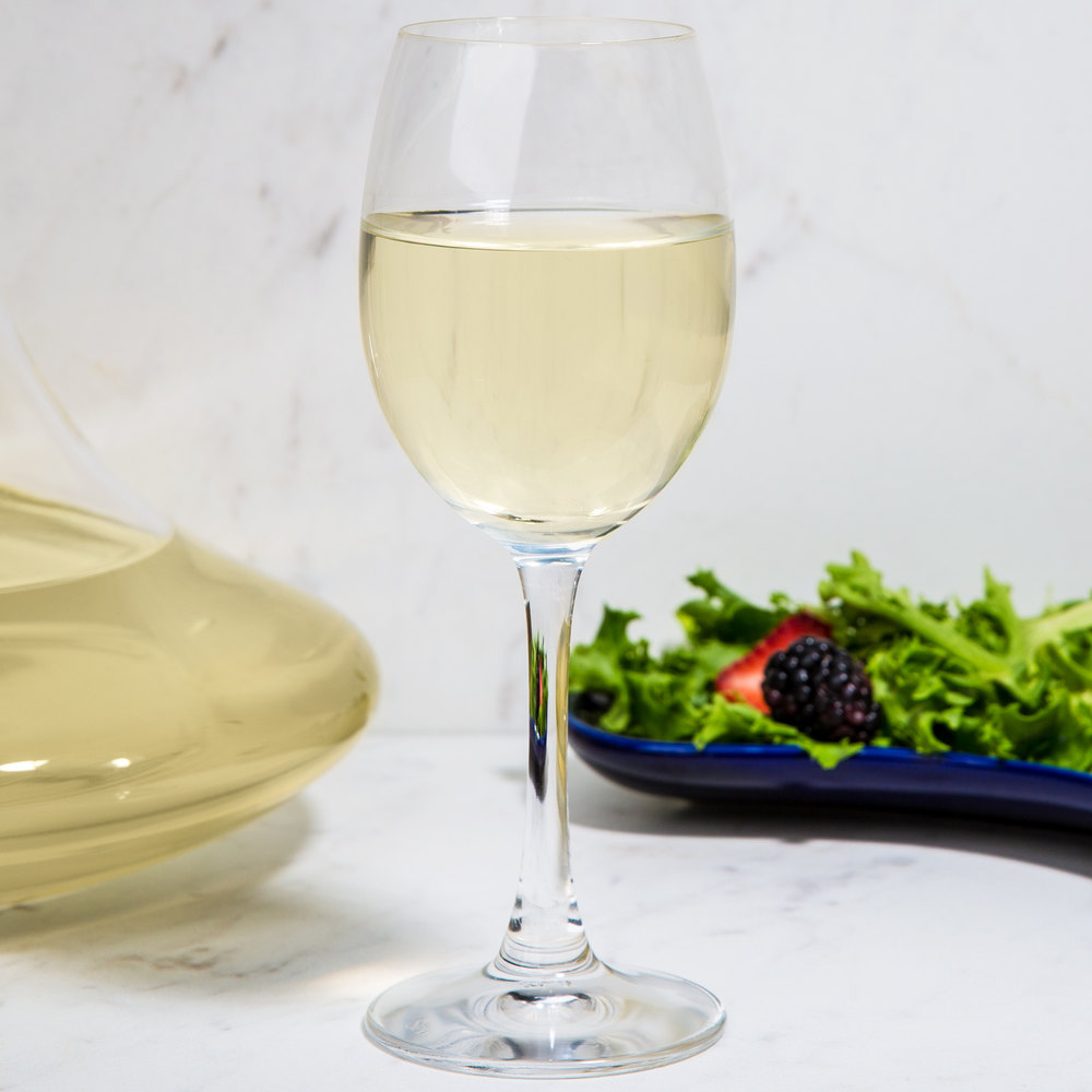 Spiegelau 4070003 soiree 8 oz white wine glass 6 case for Large white wine glasses