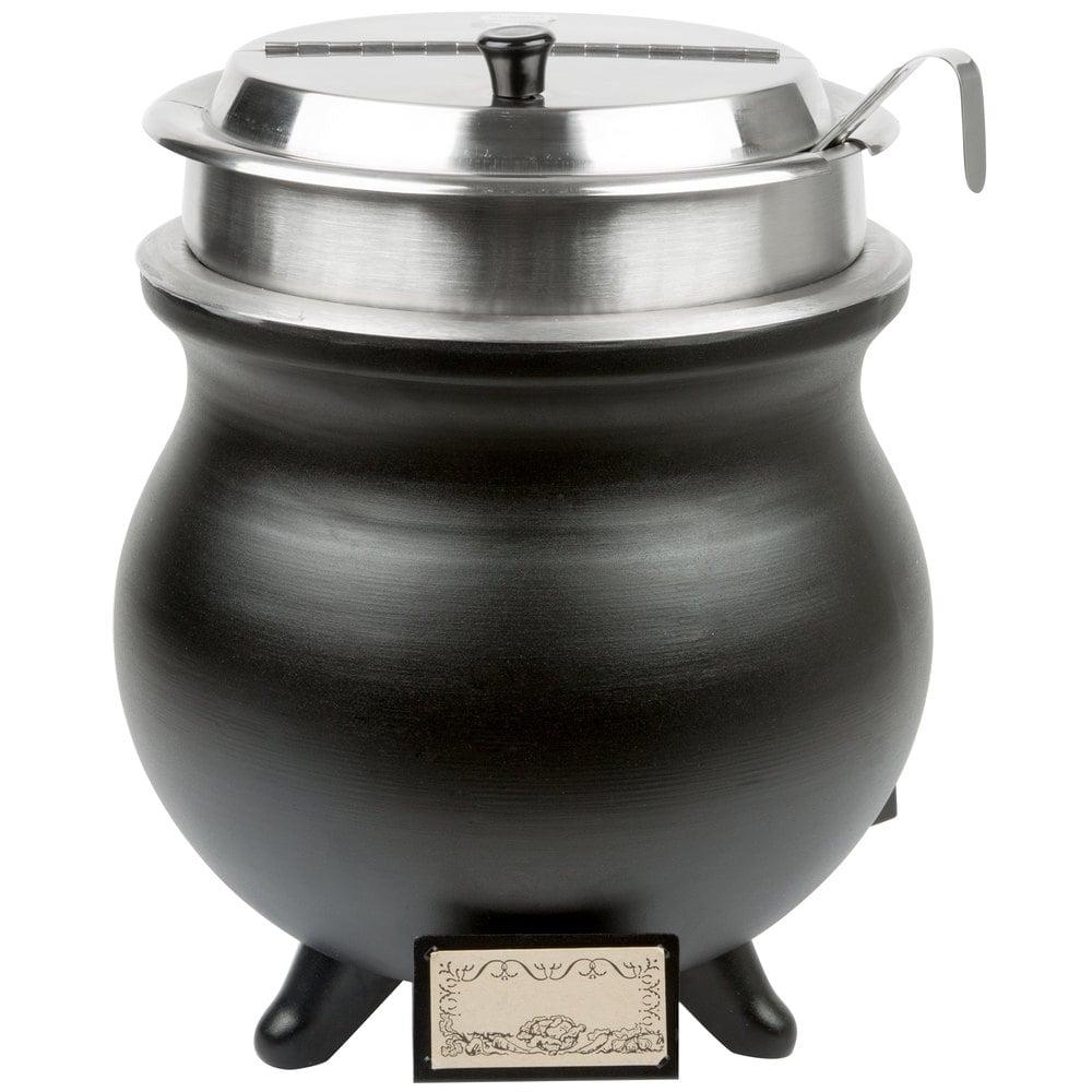 Restaurant Soup Warmer ~ Apw wyott cwk pkg qt soup kettle countertop cooker