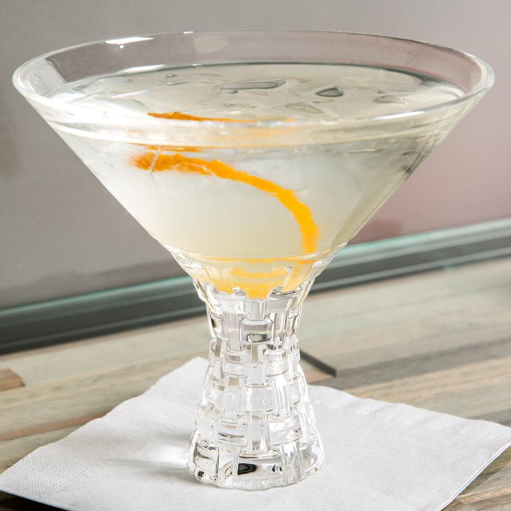 nachtmann n78531 bossa nova 11 5 oz footed martini glass. Black Bedroom Furniture Sets. Home Design Ideas