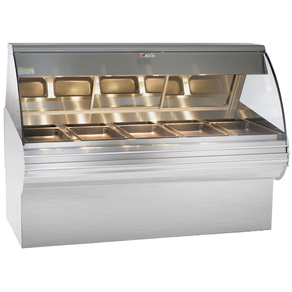 Alto Shaam Hn2sys 72 S S Stainless Steel Heated Display