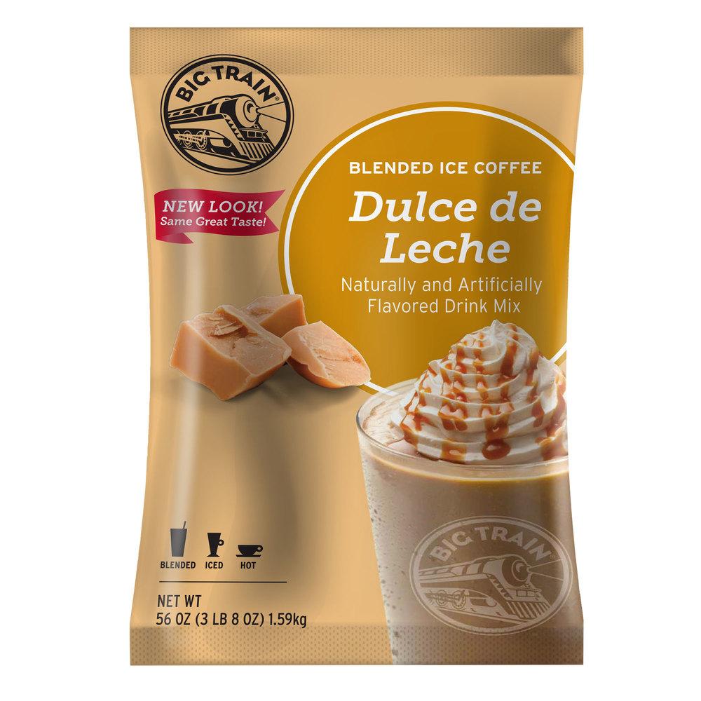 Dulce De Leche Coffee Recipe — Dishmaps