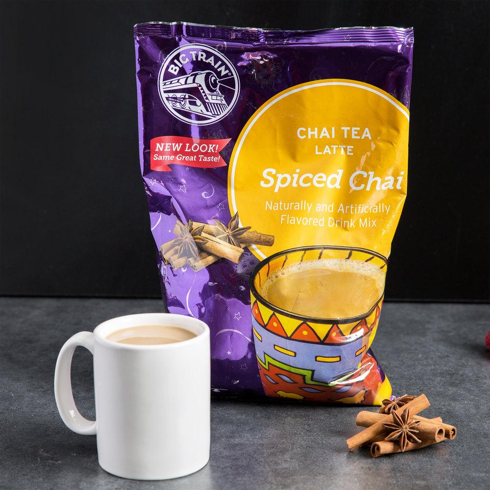 Big Train Chocolate Chai Mix
