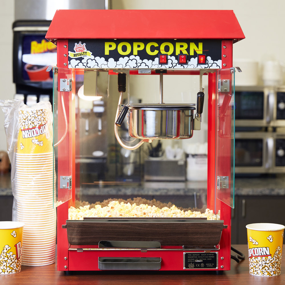 image preview - Popcorn Poppers