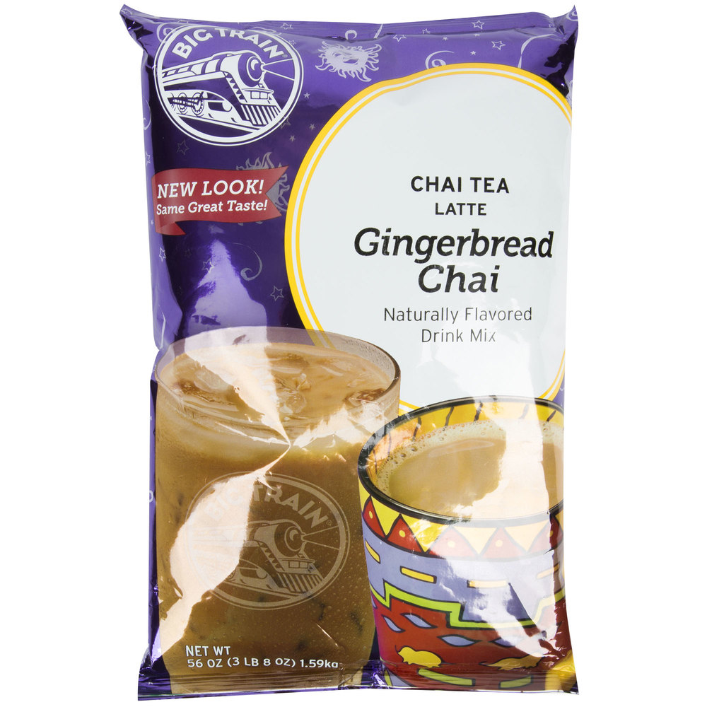 Iced Ginger Chai Recipe — Dishmaps