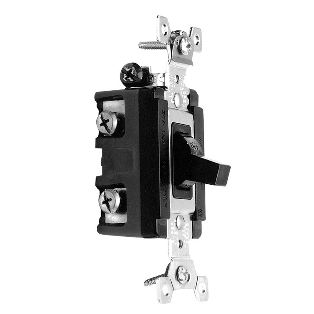 All Points 42-1021 On  Off Toggle Switch  120v