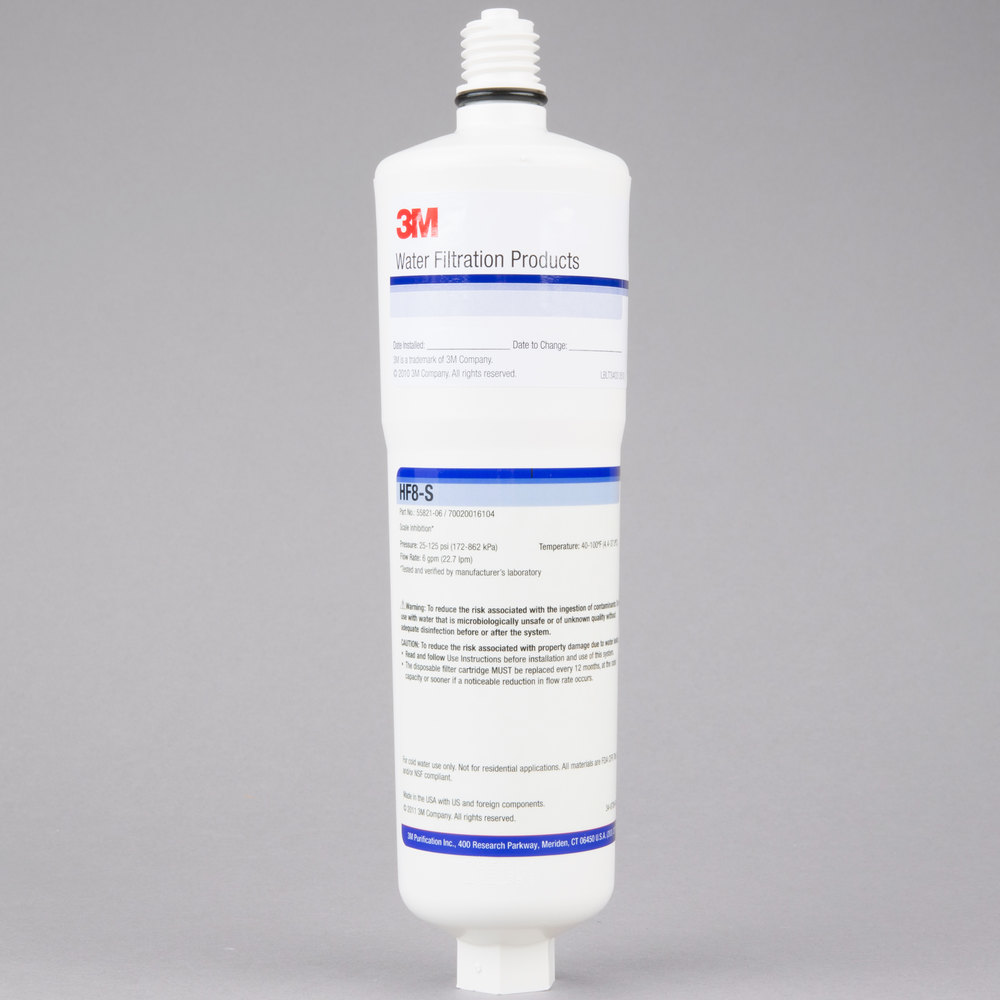 3M Cuno SF18-S Scale Inhibition Water Filtration System - 6 GPM