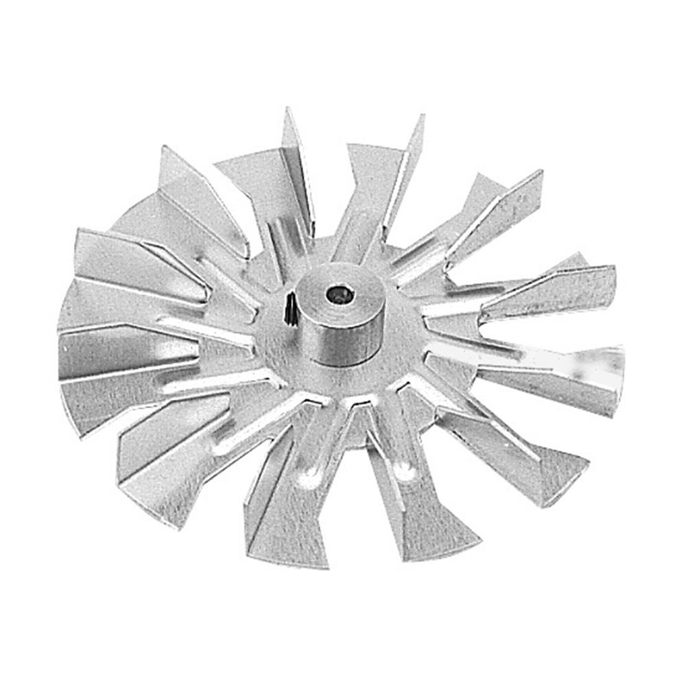 All points 26 2152 counter clockwise fan blade 4 quot diameter x 3 16
