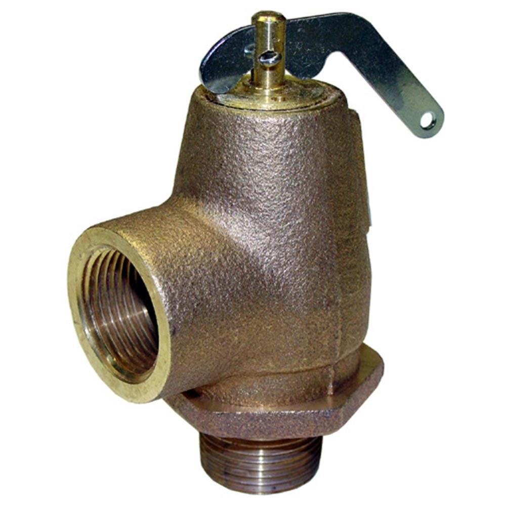 All Points 56 1010 8 Psi Steam Safety Relief Valve 3 4