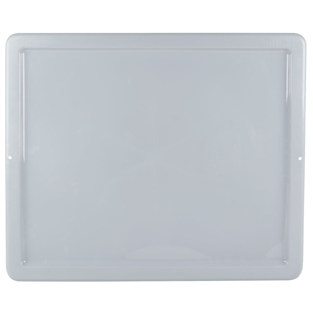 Rubbermaid 1730 Tote Box Lid for 1731 & 1732 (FG173000GRAY)