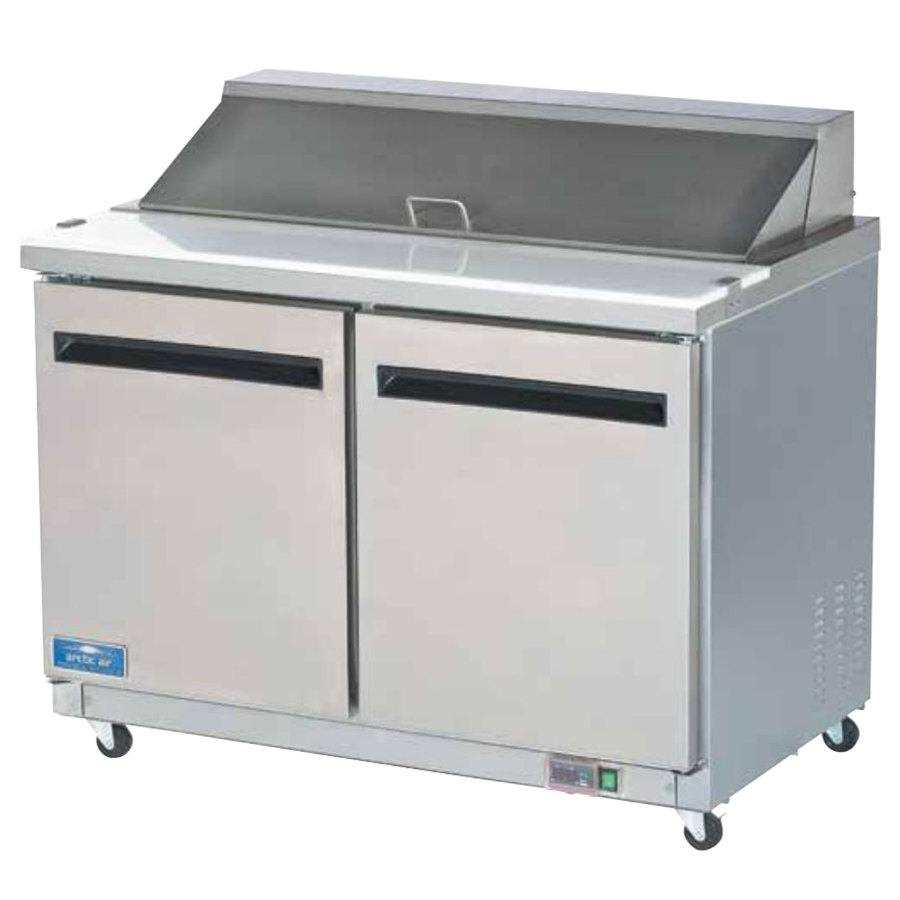 Arctic Air Amt48r Mega Top 48 Quot Refrigerated Sandwich