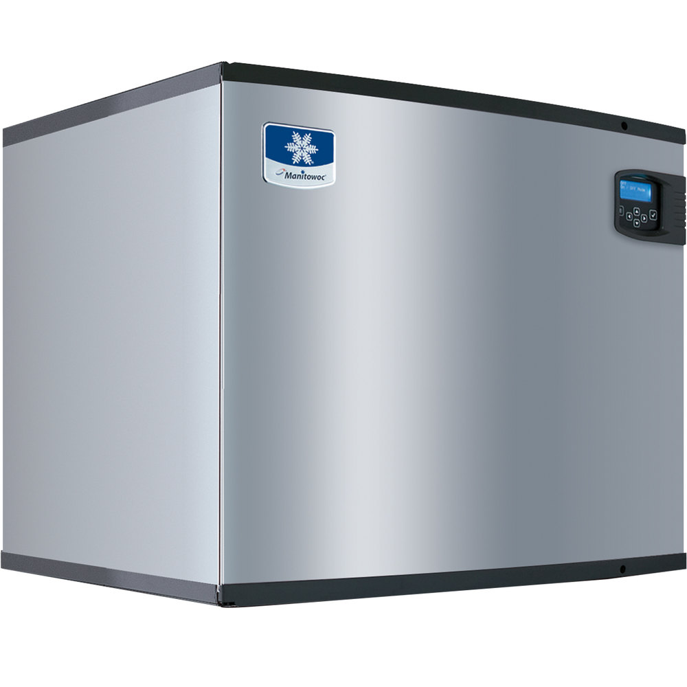 "Manitowoc ID-2176C Indigo Series QuietQube 30"" Remote Condenser Full Size Cube Ice Machine - 1919 lb."