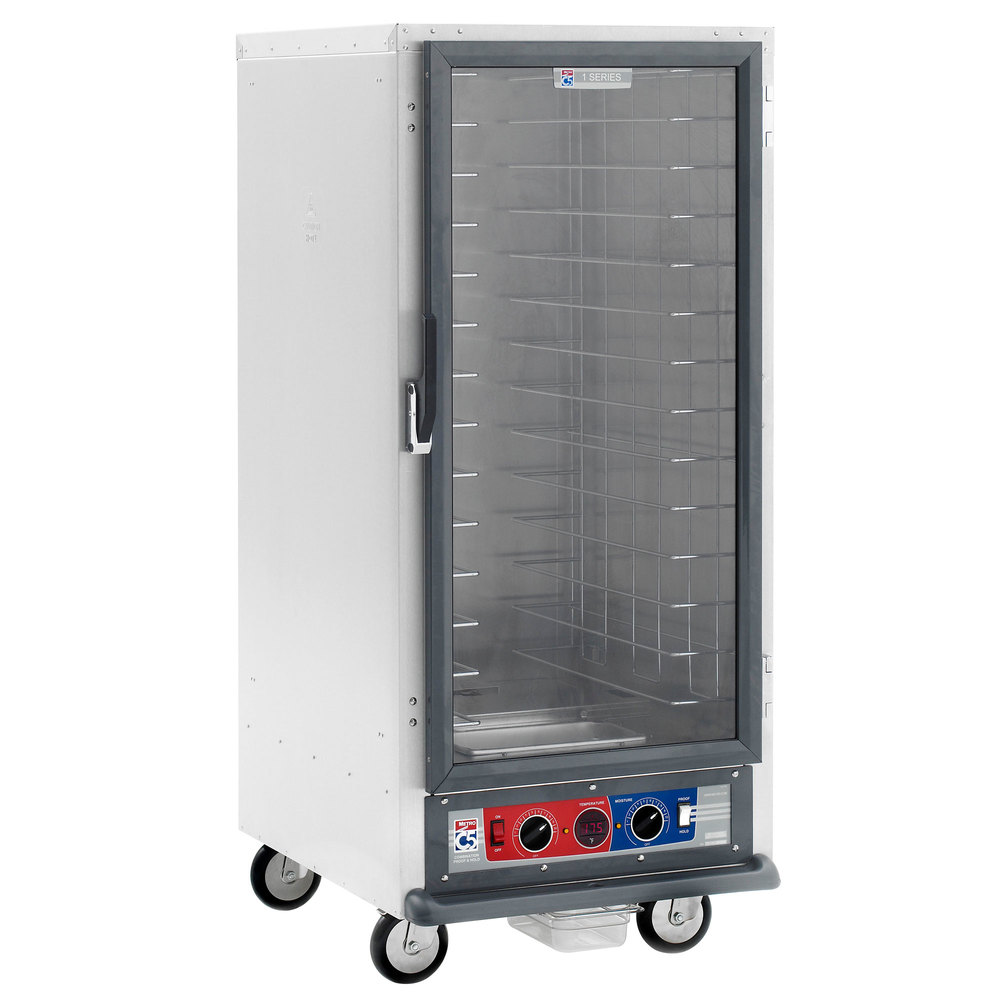 Metro C517 Cfc 4 C5 1 Series Non Insulated Heated Proofing