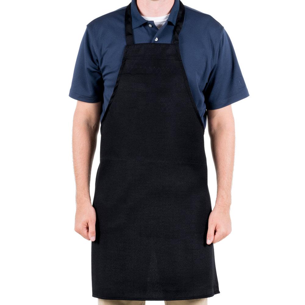 Black apron - Black Apron 13