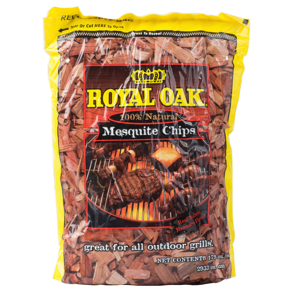 Mesquite wood chips lb