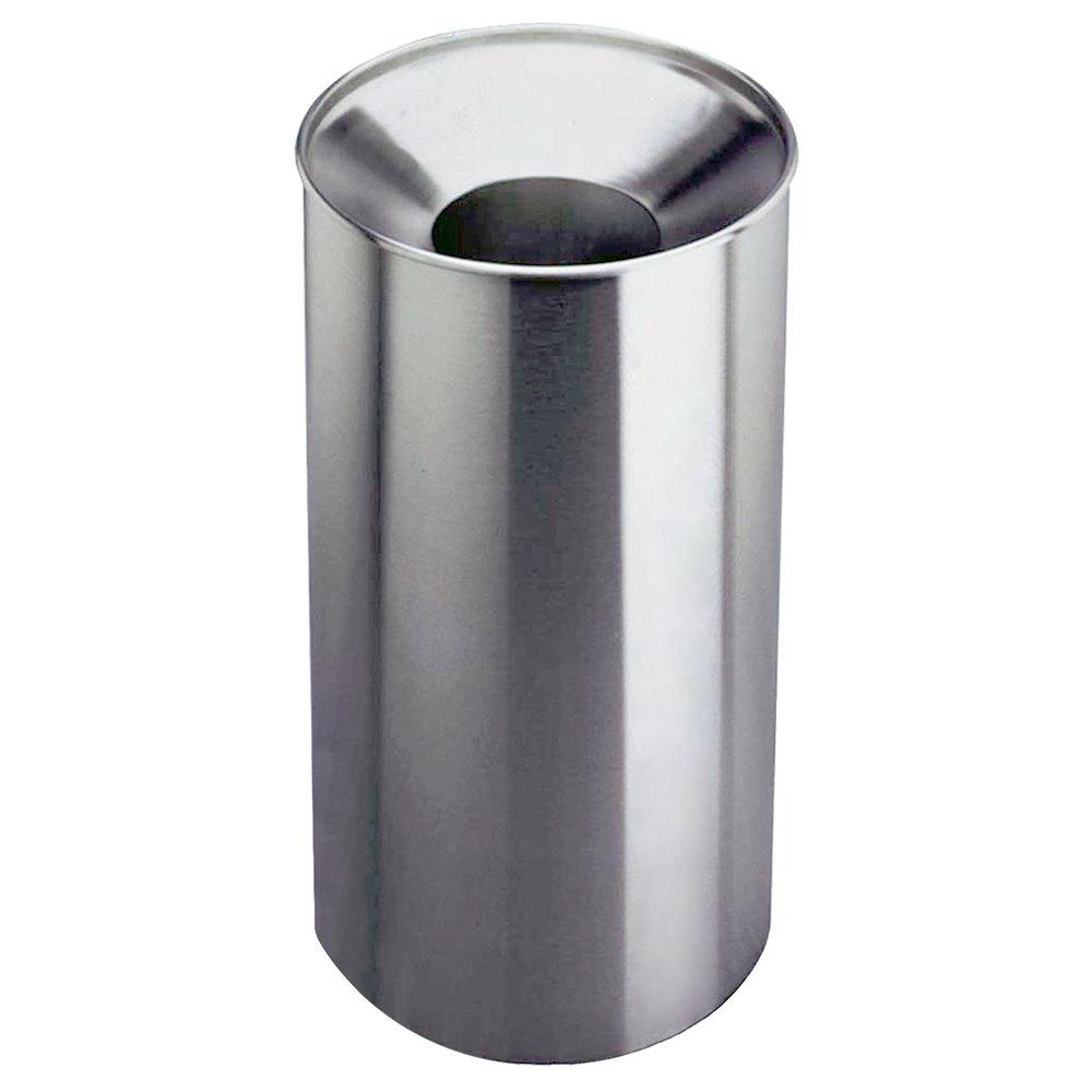 bobrick decorative metal trash can
