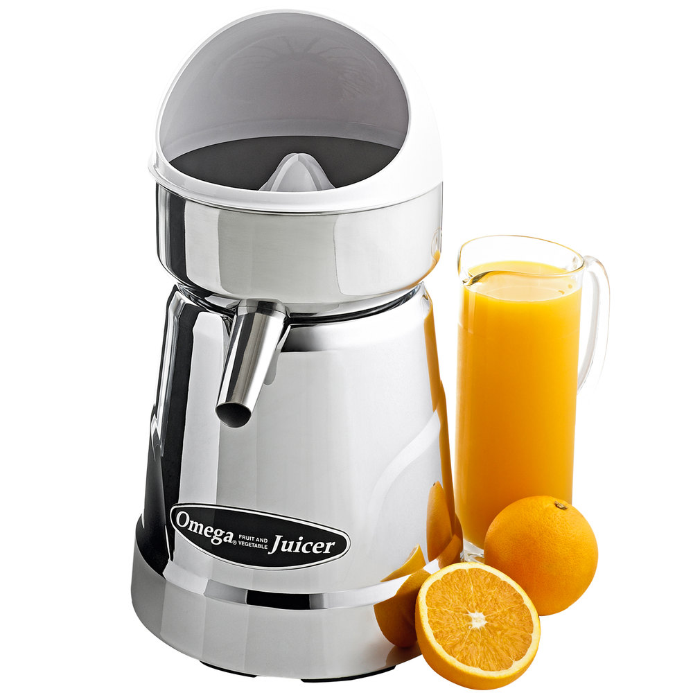 Citrus Juicer Product ~ Omega c commercial citrus juicer v