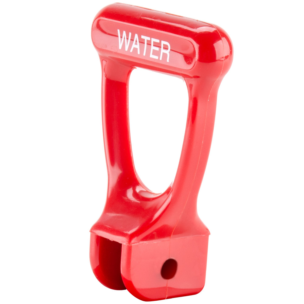 Bunn 07099.0000 Red Water Faucet Handle for Hot Water Dispensers ...