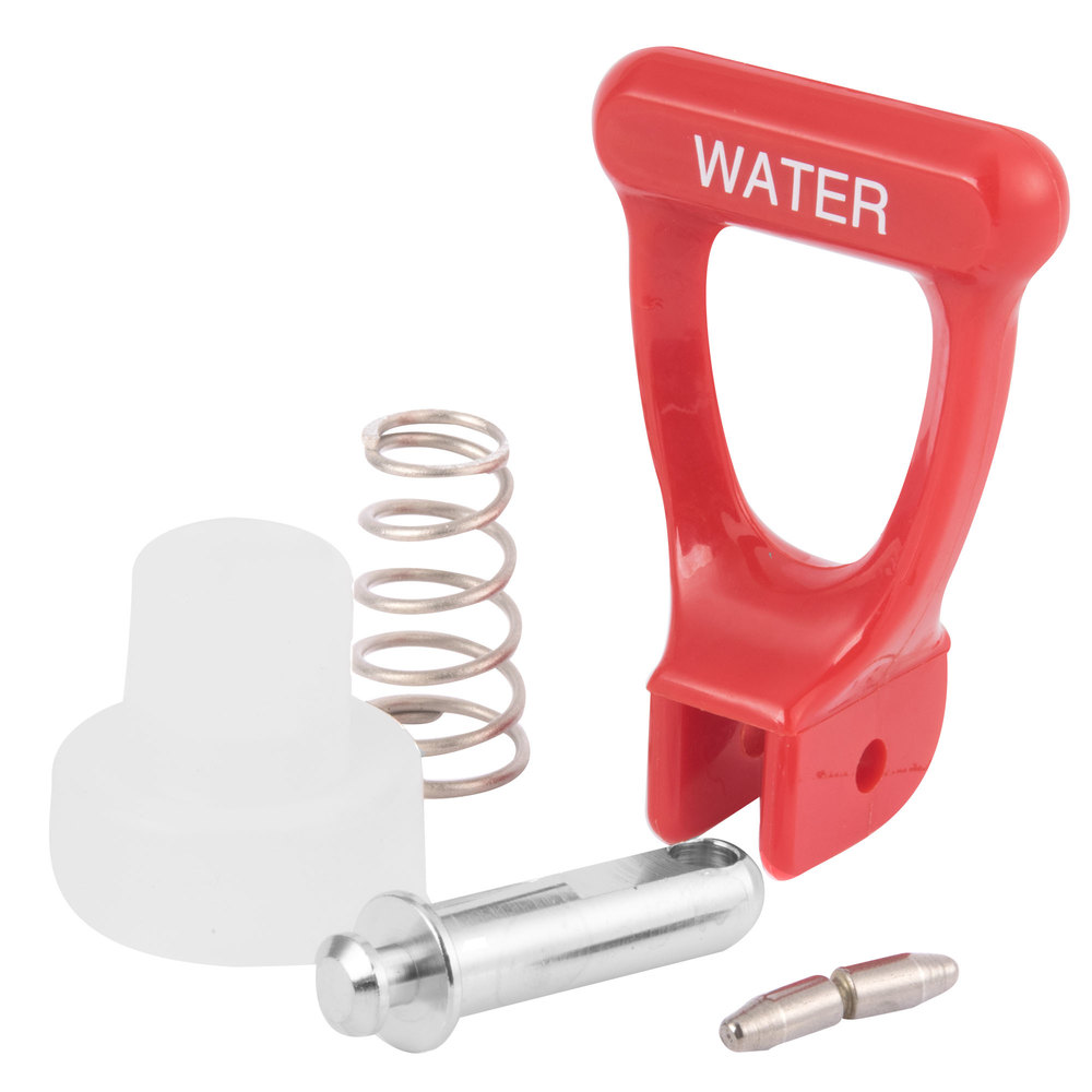 Bunn 28710.0000 Faucet Repair Kit with Red Handle for HW10, HW5 ...