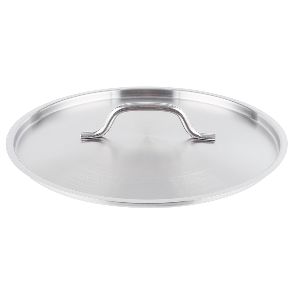 12 3 8 Quot Stainless Steel Replacement Lid For 5 Qt Saute