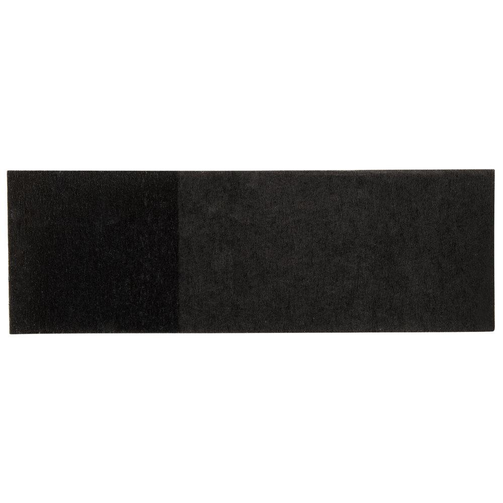 Black Self Adhering Paper Napkin Band 2000 Box