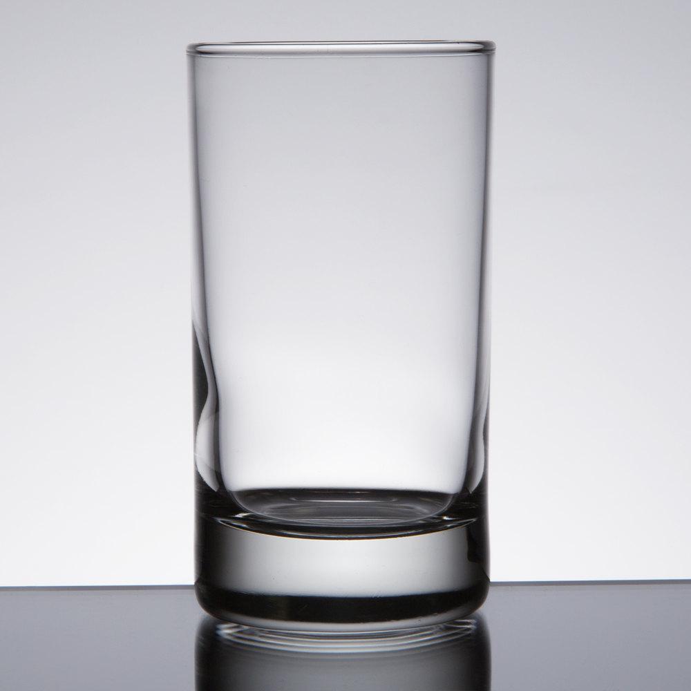 Libbey 2523 Chicago 4 75 Oz Juice Glass 12 Case