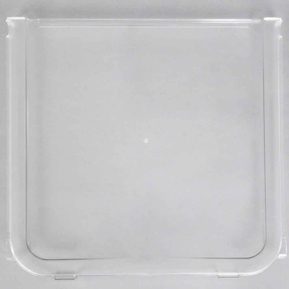 Cambro 60270 Replacement Lid Back Section for IBS27 Ingredient Bin