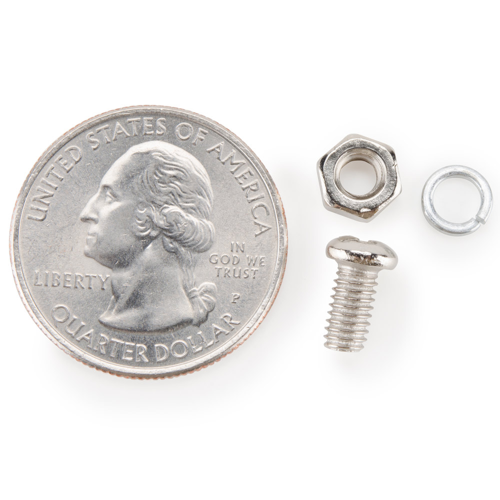 Avantco Replacement Screw for CO Series Countertop Convection Ovens