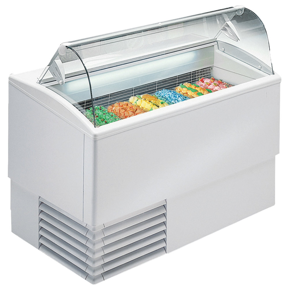 Excellence PGC-6 Gelato Cabinet - 47""