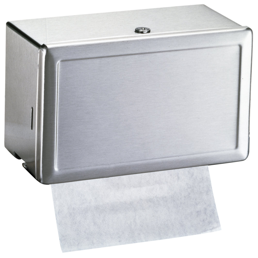 Bobrick B 263 Surface Mounted Paper Towel Dispenser
