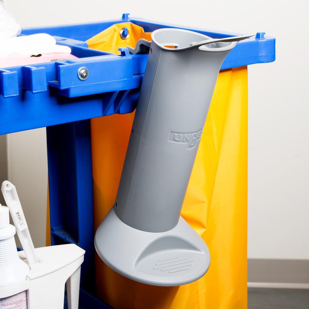 unger bbhlr ergo toilet brush and swab holder. Black Bedroom Furniture Sets. Home Design Ideas