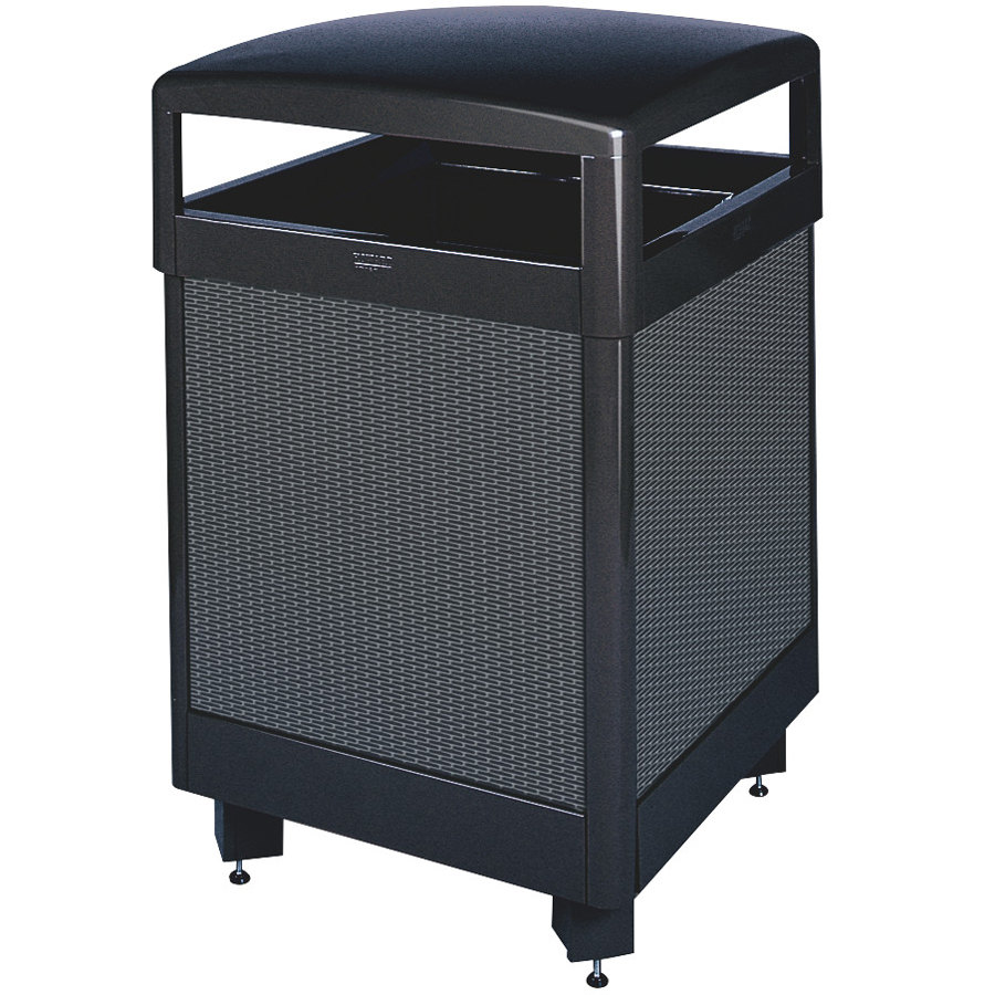 Rubbermaid Fgr48ht500pl Dimension 500 Series Hinged Top