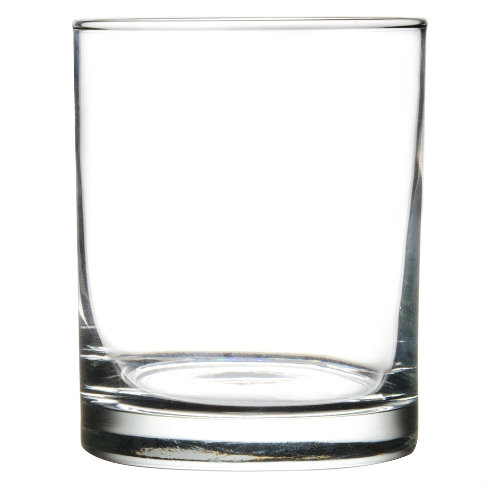 Double Old Fashion Cocktail Glasses
