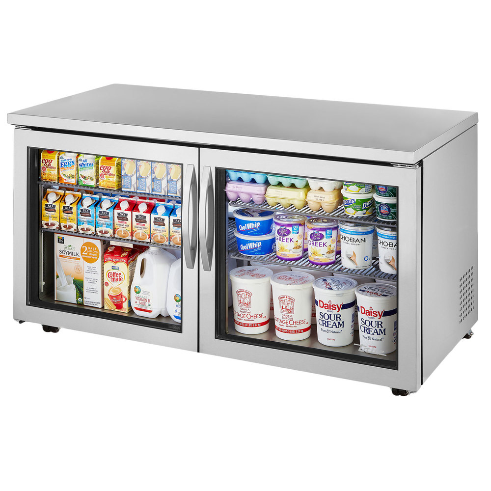 True Tuc 60g Lp 60 Quot Low Profile Undercounter Refrigerator