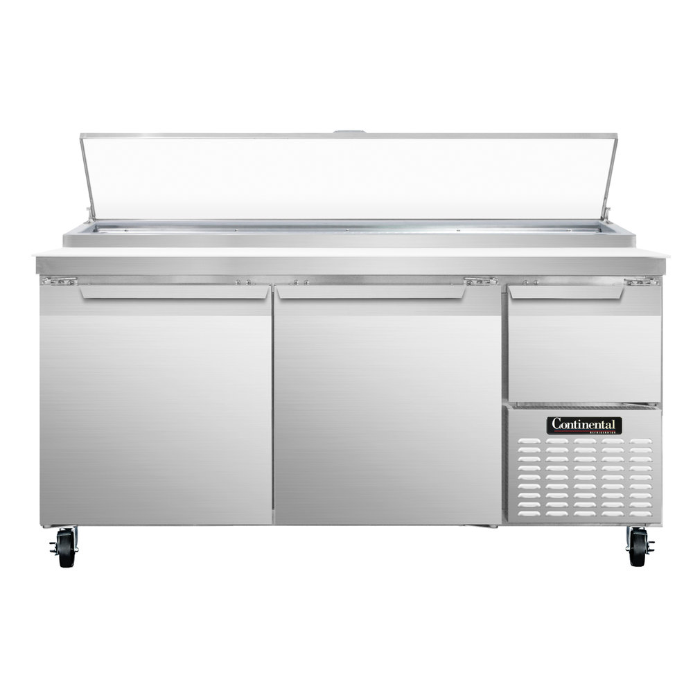 Continental Refrigerator CPA68 68\