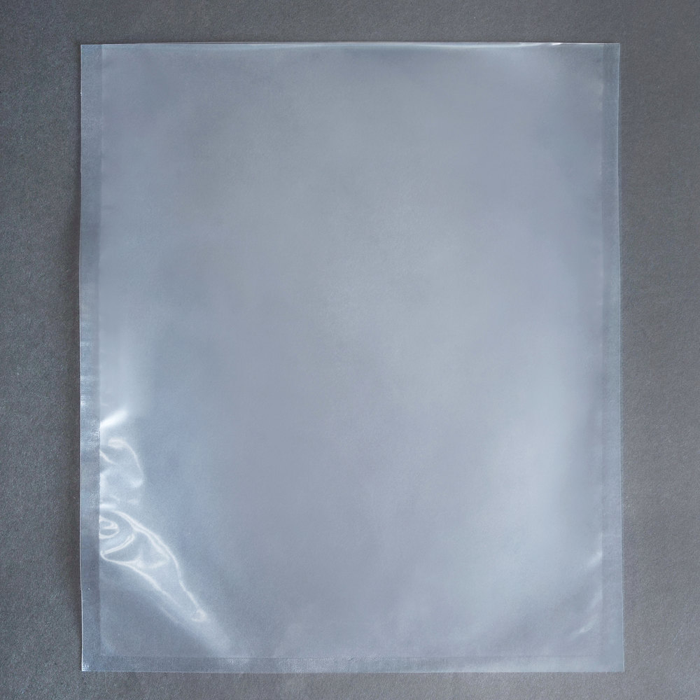 "ARY VacMaster 30746 12"" x 15"" Chamber Vacuum Packaging Pouches / Bags 3 Mil - 500/Case"
