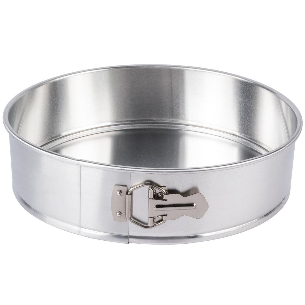 12 Quot X 3 Quot Heavy Aluminum Springform Cake Pan