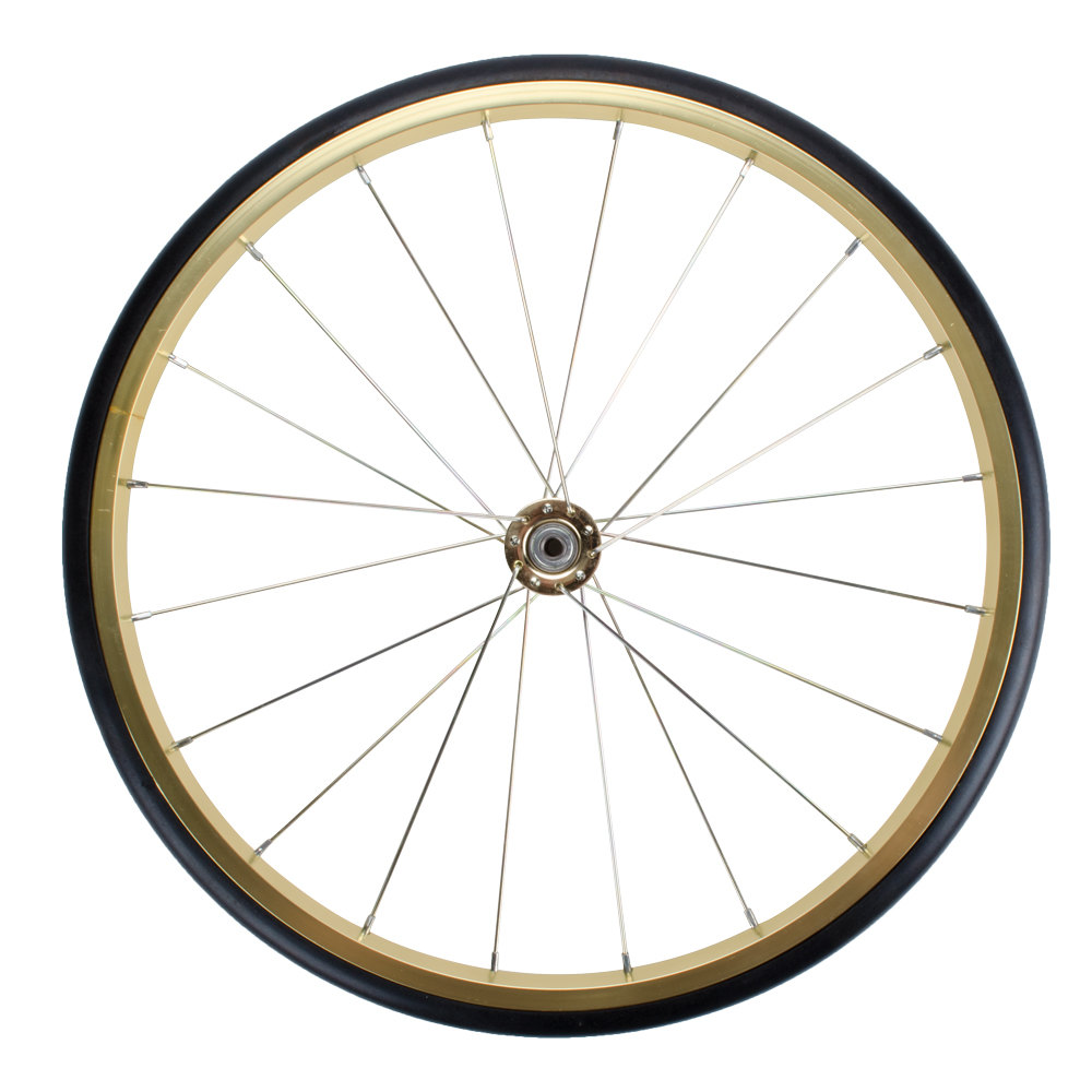 Carnival King PM8WHEEL Replacement 18 inch Wheel for PM8CART 8 oz. Popcorn Popper Carts