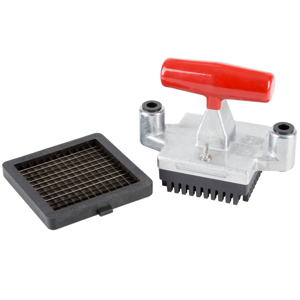 "Vollrath 55059 1/4"" Dicer Assembly for 55000 Redco Instacut 5.0 Fruit and Vegetable Dicer"
